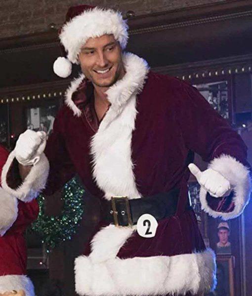 A Bad Moms Christmas Justin Hartley Jacket