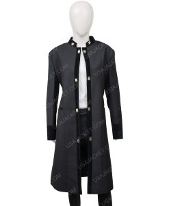 A Discovery Of Witches Aiysha Hart Long Coat