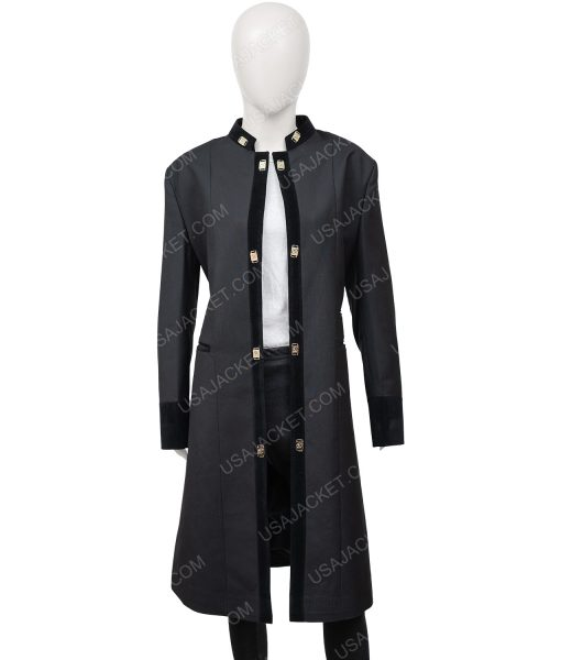 A Discovery Of Witches Miriam Shepherd Black Coat