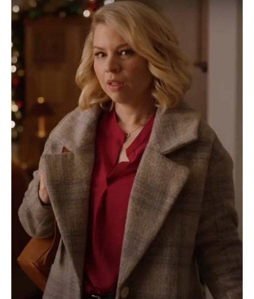 A Gift to Cherish Darcy Archer Trench Coat