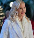 A Nashville Christmas Carol Jessy Schram Sherpa Coat