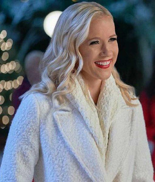 A Nashville Christmas Carol Jessy Schram White Coat