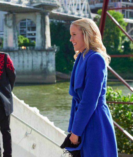 A Nashville Christmas Carol Vivian Blue Coat