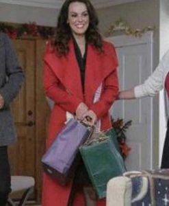 A Timeless Christmas Erin Cahill Megan Red Coat