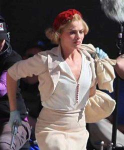 Dreamland Margot Robbie Cropped Jacket
