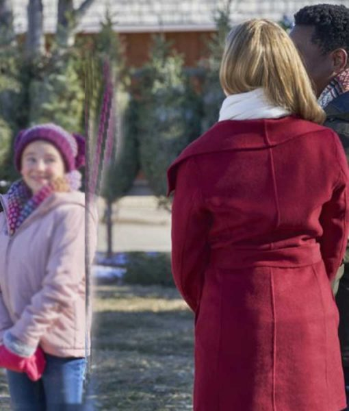 Project Christmas Wish Lucy Red Coat