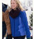 Amazing Winter Romance Julia Miller Hooded Jacket