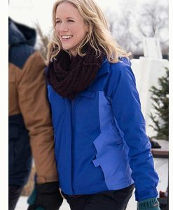 Amazing Winter Romance Julia Miller Hooded Jacket