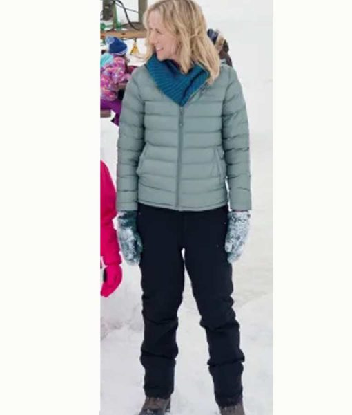 Amazing Winter Romance Julia Miller Puffer Jacket With Hood