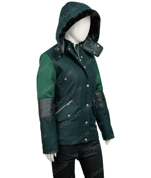 Christmas Unwrapped Hooded Jacket