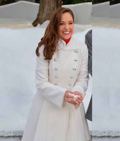 Anna One Royal Holiday Coat