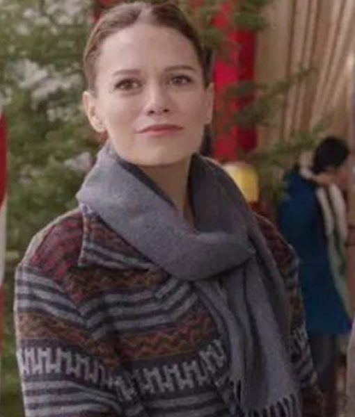 Bethany Joy Lenz Snowed-Inn Christmas Jeena Hudson Sweater