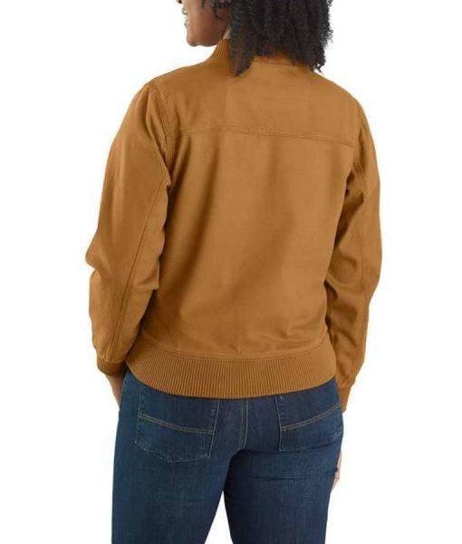 Kylie Bunbury Big Sky Cassie Dewell Jacket