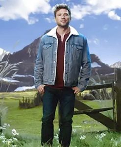 Big Sky Ryan Phillippe Denim Jacket