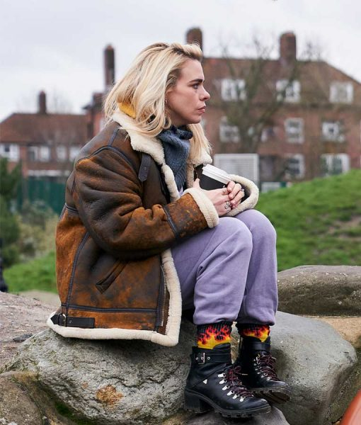 Billie Piper I Hate Suzie Leather Jacket