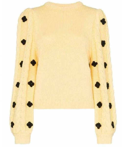 Billie Piper I Hate Suzie Off-whiteSuzie Pickles Sweater