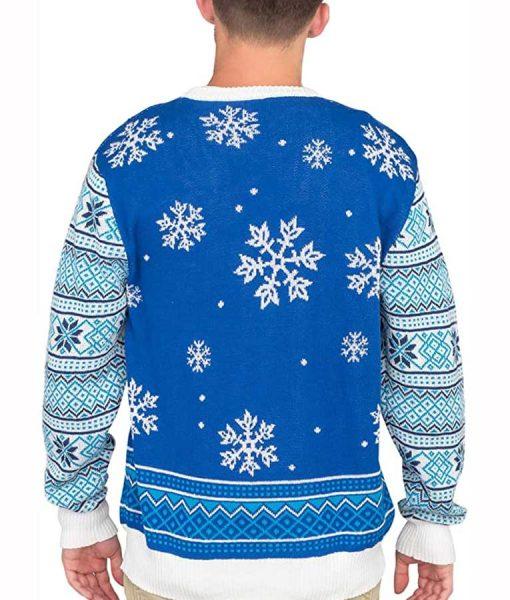 Bud Light Christmas Sweater
