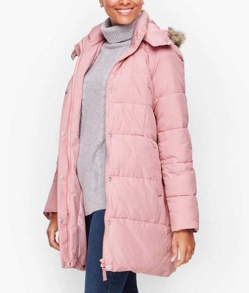 Caitlin Soulmates Parka Jacket