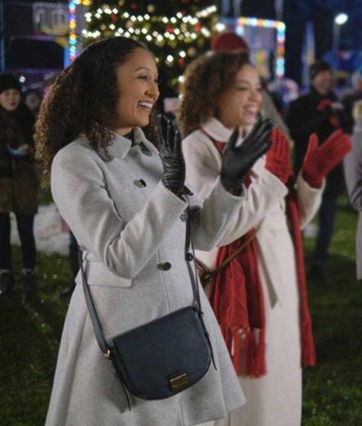 Christmas Comes Twice Dress Coat