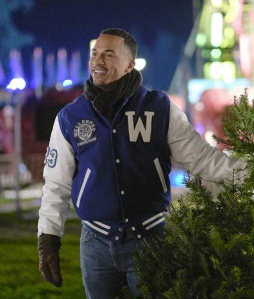 Christmas Comes Twice Michael Xavier Bomber Jacket
