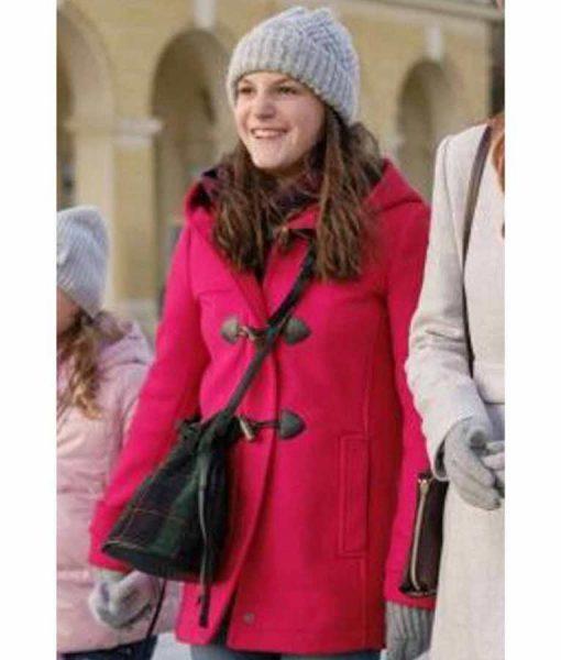 Christmas In Vienna Allegra Tinnefeld Hooded Coat