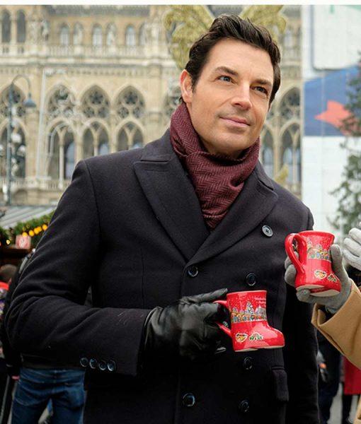 Christmas in Vienna Brennan Elliott Coat