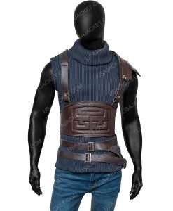 Cloud Strife Final Fantasy VII Leather Vest