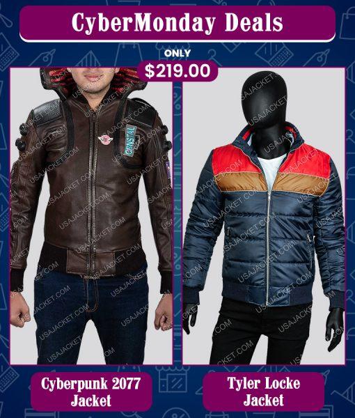 CyberMonday Cyberpunk 2077 & Locke & Key Tyler Locke