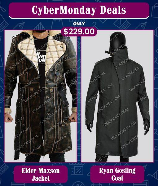 CyberMonday Elder Maxson & Ryan Gosling Blade Runner