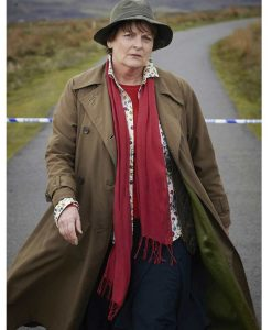 Brenda Blethyn Vera DCI Vera Stanhope Coat