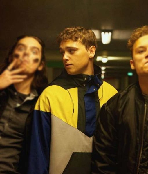 Dean-Charles Chapman Here Are the Young Men Jacket