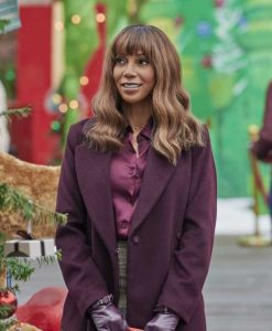 Dr. Zoey The Christmas Doctor Coat