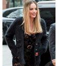 Dreamland Margot Robbie Fur Jacket