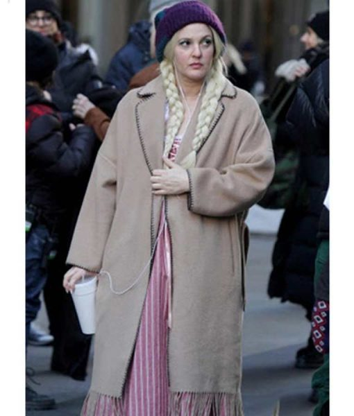 Drew Barrymore The Stand-In Coat