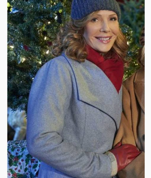 Five Star Christmas Suzanne Ralston Trench Coat