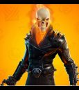 Fortnite Chapter 2 S04 Ghost Rider Cup Leather Jacket