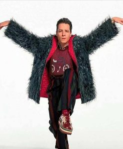 3rd Rock from the Sun Harry Reversible Fur Jacket