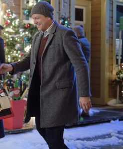 Marc Blucas Good Morning Christmas Brian Grey Coat