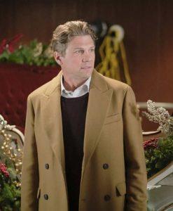 Good Morning Christmas Marc Blucas Coat