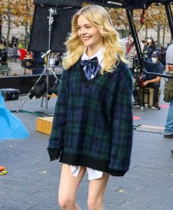 Gossip Girl 2021 Audrey Sweater