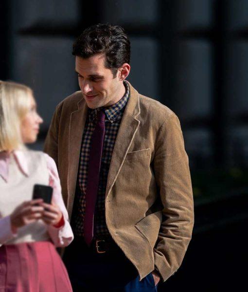 Gossip Girl Adam Chanler-Berat Blazer Jacket
