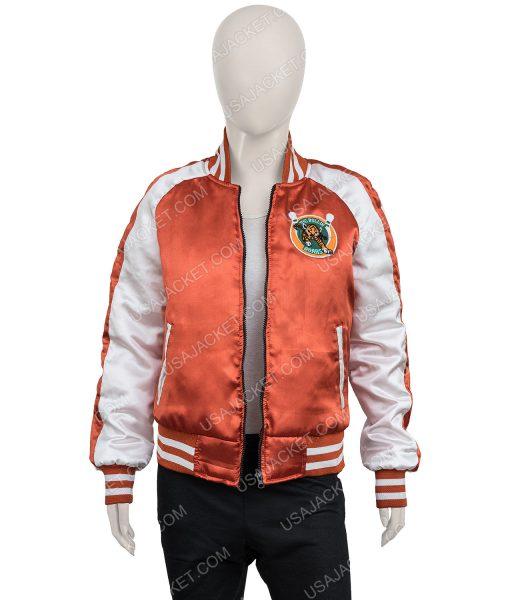 Gunpowder Milkshake Bomber Jacket