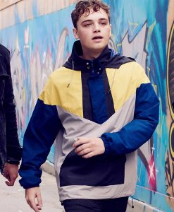 Dean-Charles Chapman Here Are the Young Men Matthew Jacket