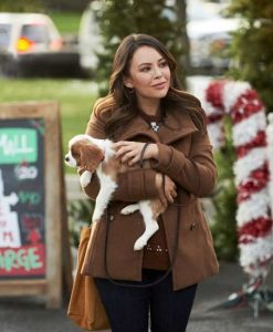 Melody Holly & Ivy Janel Parrish Peacoat