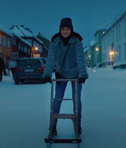 Home for Christmas Johanne Season 02 Jacket