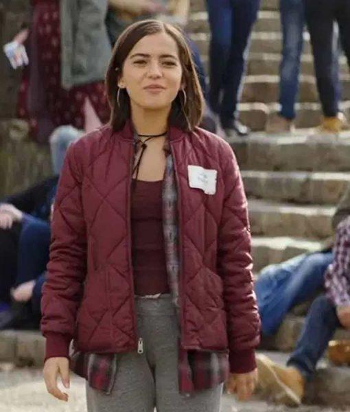 Isabela Moner Instant Family Lizzy Jacket