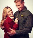 USS Christmas Maddie Contino Coat