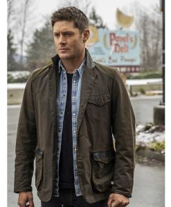 Supernatural Season 15 Dean Winchester Jacket