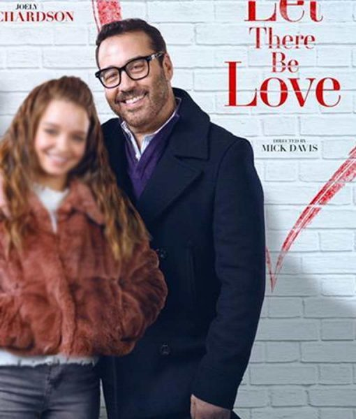 My dad's Christmas Jeremy Piven Date Coat