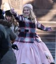 Jillian Bell Godmothered Plaid Jacket